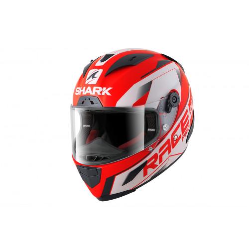 CASCO SHARK RACE-R PRO SAUER RED