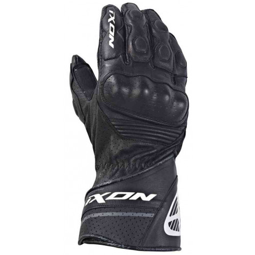 GUANTES IXON RS RALLY HP NEGROS
